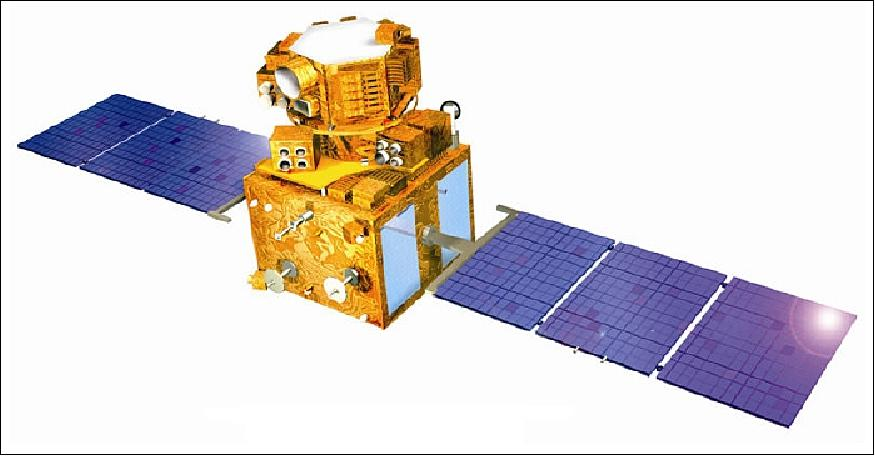 Resourcesat 1 Irs P6 Satellite Missions Eoportal