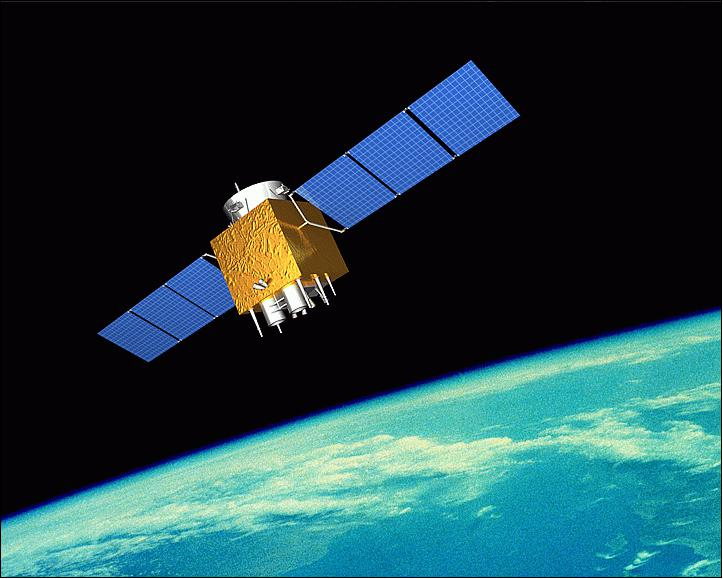 Gaofen 1 Satellite Missions Eoportal Directory