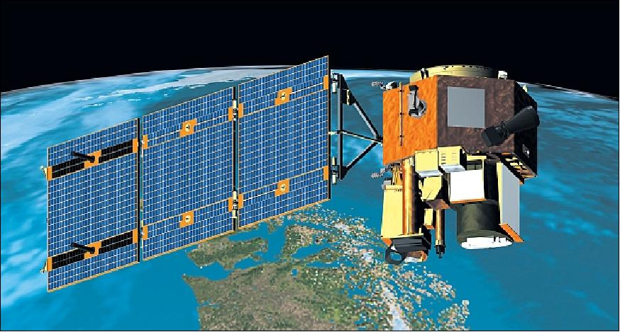 Eo 1 Eoportal Directory Satellite Missions