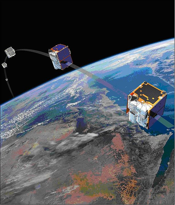 Satellitorder till saab ericsson space