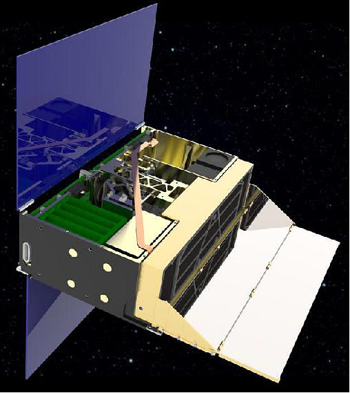 hypercube eoportal directory satellite missions