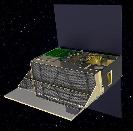 HyperCube - eoPortal Directory - Satellite Missions