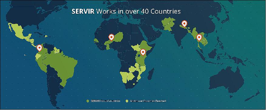 SERVIR - eoPortal Directory - Satellite Missions