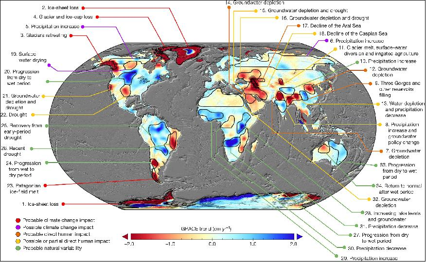 GRACE (Gravity Recovery And Climate Experiment) - Search EO ...