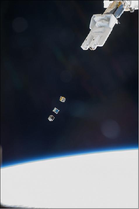 ISS: JEM/Kibo-EF - Satellite Missions - eoPortal Directory