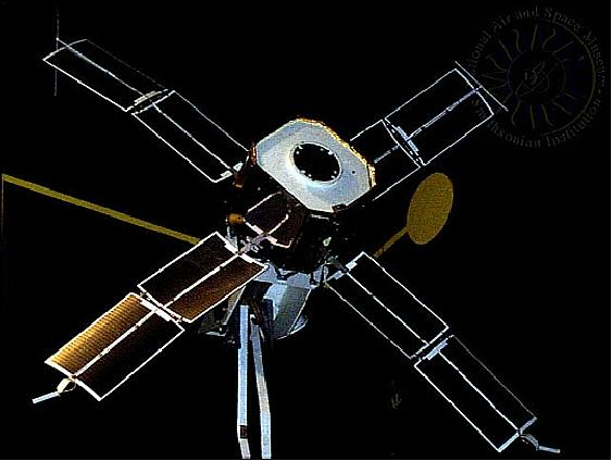 Magsat Eoportal Directory Satellite Missions