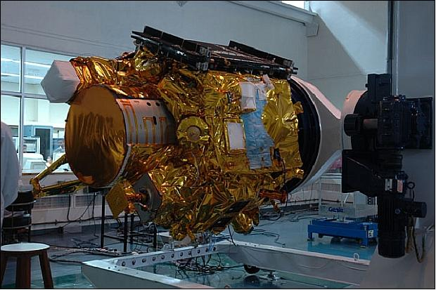 Cartosat 2a Eoportal Directory Satellite Missions